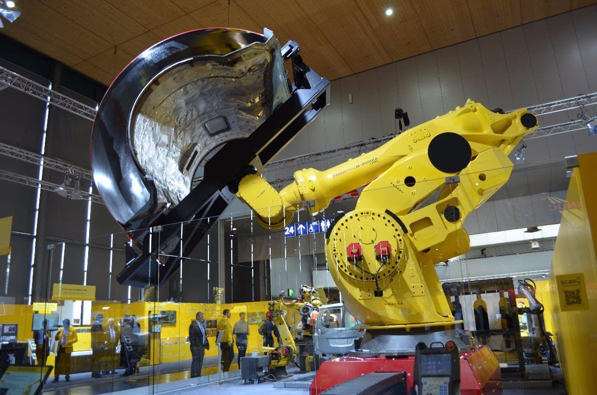 Vernetzte Maschinen in deutschen Fabriken sind Realität – doch die Strategie fehlt