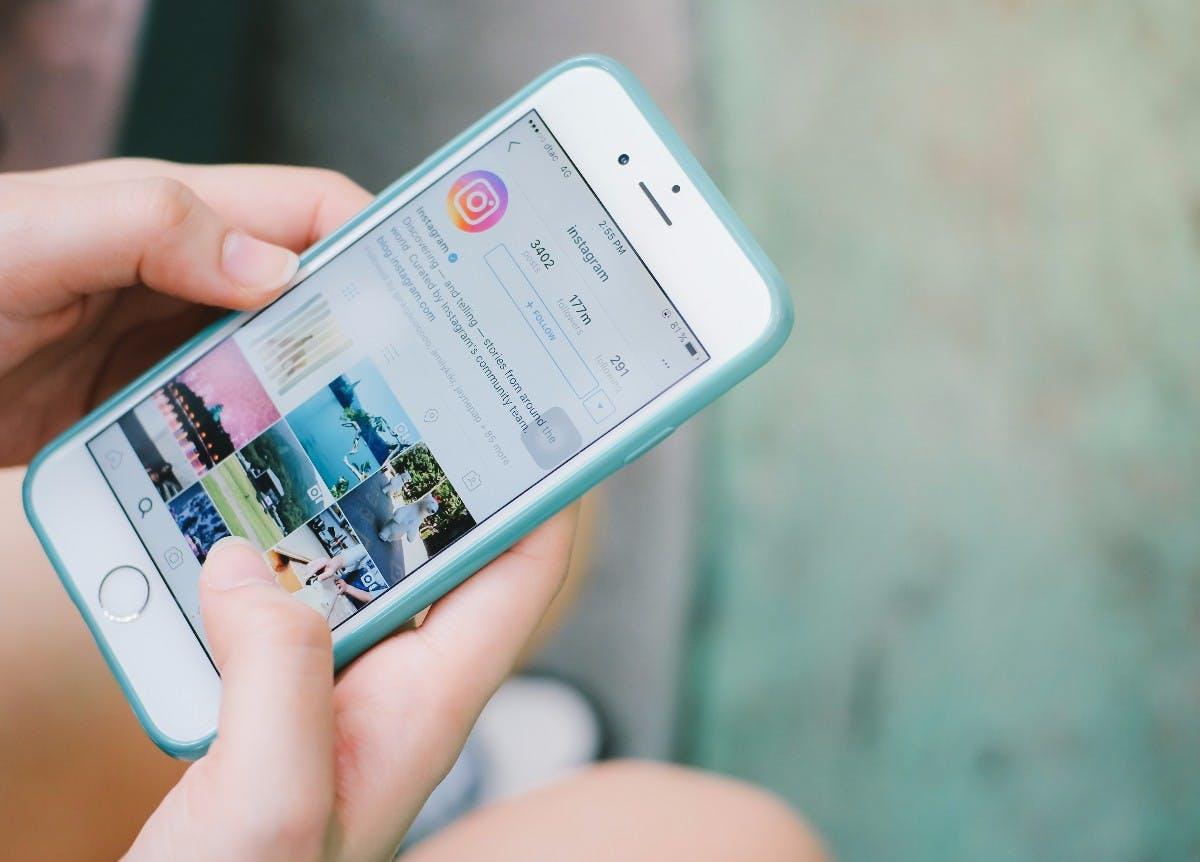 Instagram kopiert Facebook und führt Empfehlungen ein
