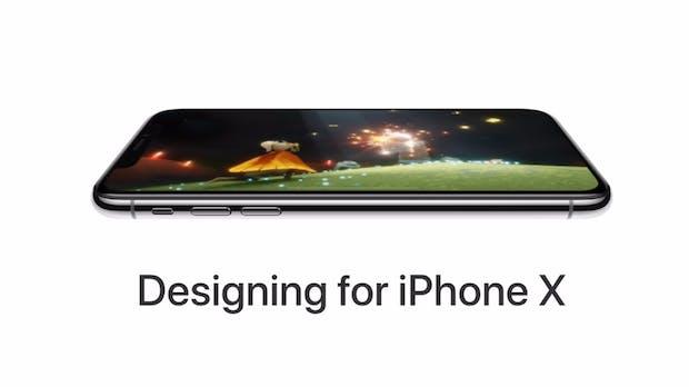 Apple: Alle neuen Apps müssen ab April das Display des iPhone X unterstützen