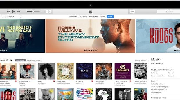 Update: Apple schmeißt App-Store aus iTunes