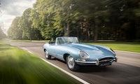 """Jaguar E-Type: Das """"schönste Auto aller Zeiten"""" wird elektrifiziert"""