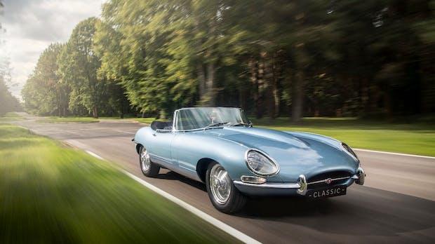 """E-Type: Jaguar baut das """"schönste Auto der Welt"""" doch nicht zum Stromer um"""