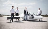 Lilium sucht bis zu 500 Millionen Dollar für seine elektrischen Flugtaxis