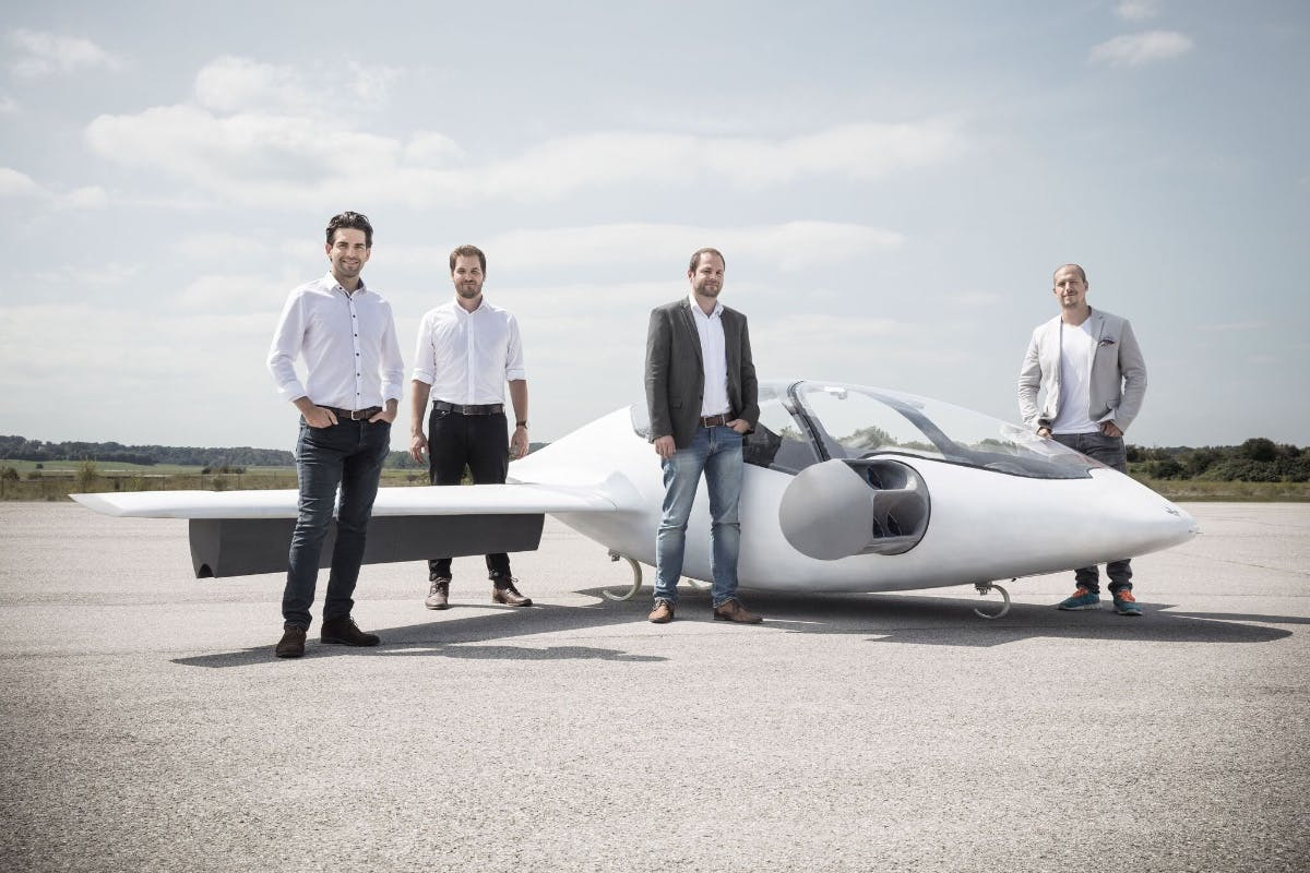 Das Flugtaxi-Start-up Lilium arbeitet an einer Finanzierungsrunde über 500 Millionen US-Dollar