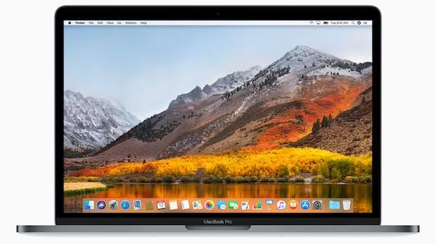 macOS 10.13 High Sierra ist ab sofort zum Download verfügbar