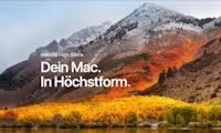 macOS High Sierra ist da: Auf diesen Macs läuft das neue Betriebssystem