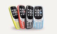 Klassiker aufgemöbelt: Nokia 3310 (2018) kommt wohl mit Android 8.1 und LTE
