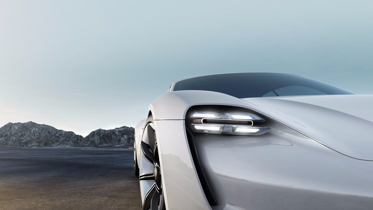 Porsche auf Strom: Serienmodell des Mission E kommt 2019