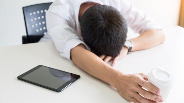 Risiko: Warum ausgerechnet Manager viel Schlaf brauchen