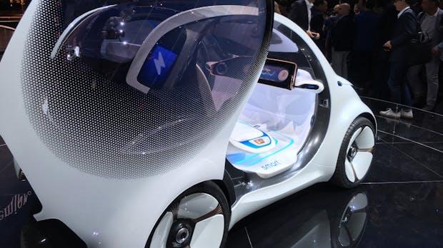So will Daimler die Mobilität der Zukunft prägen