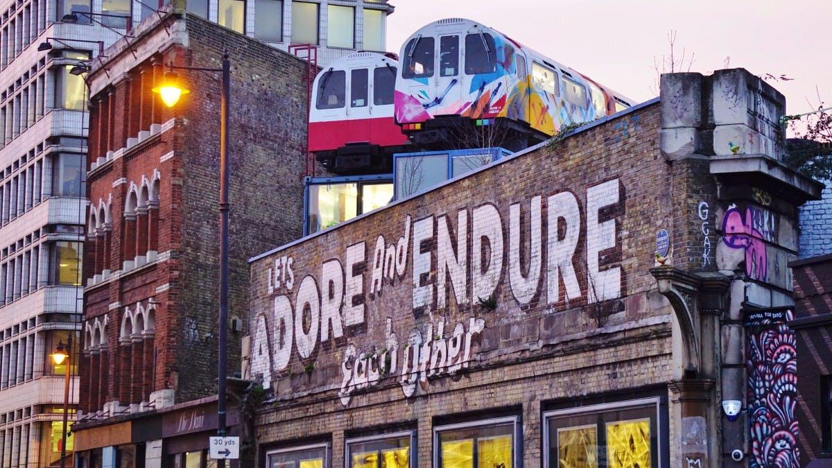 Hipster, Startups, Backsteinbauten: Dieser Londoner Stadtteil ist der teuerste Tech-Standort der Welt