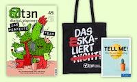 """Mit Storytelling überzeugen – Rheinwerk-Buch """"Tell me!"""" im limitierten Abo-Bundle"""