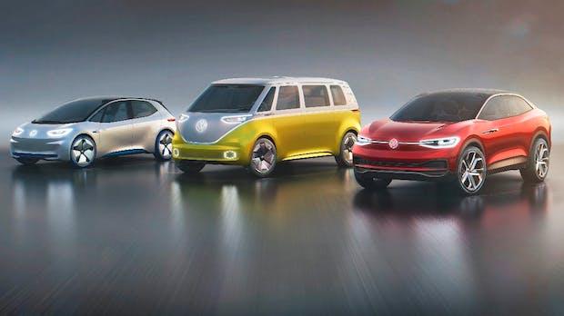 Elektroautos: VW holt I.D.-Fertigung nach Dresden