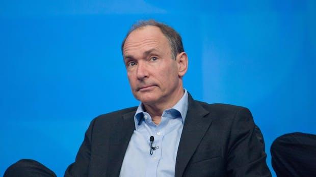 """Tim Berners-Lee veröffentlicht """"Magna Carta"""" für das Web"""