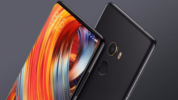 Mi Mix 2: Xiaomi kündigt kurz vor iPhone-X-Event rahmenloses High-End-Smartphone an