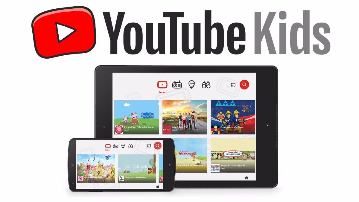Youtube Kids: Kostenloses Angebot für Kinder ab sofort in Deutschland und Österreich nutzbar