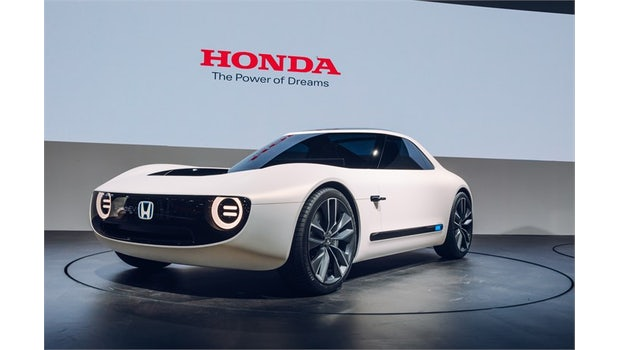 (Bild: Honda)