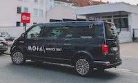 Mit sechs Cent durch Hannover: Das kann Moia, der Ridepooling-Service von VW