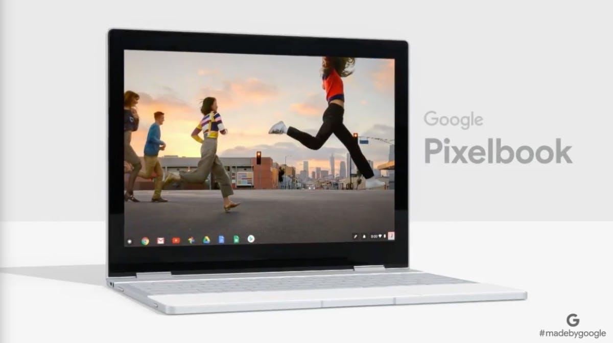 Google testet Fuchsia OS auf Pixelbook