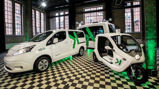 """Ioki – Das neue, autonome """"Sammeltaxi"""" der Deutschen Bahn"""