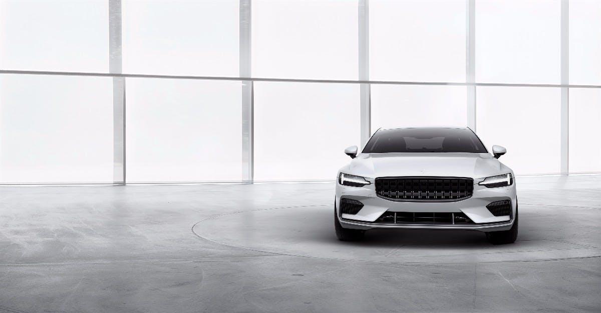Polestar: Volvo-Tochter kündigt erstes elektrifiziertes Fahrzeug an – Model-3-Konkurrenz kommt Ende 2019