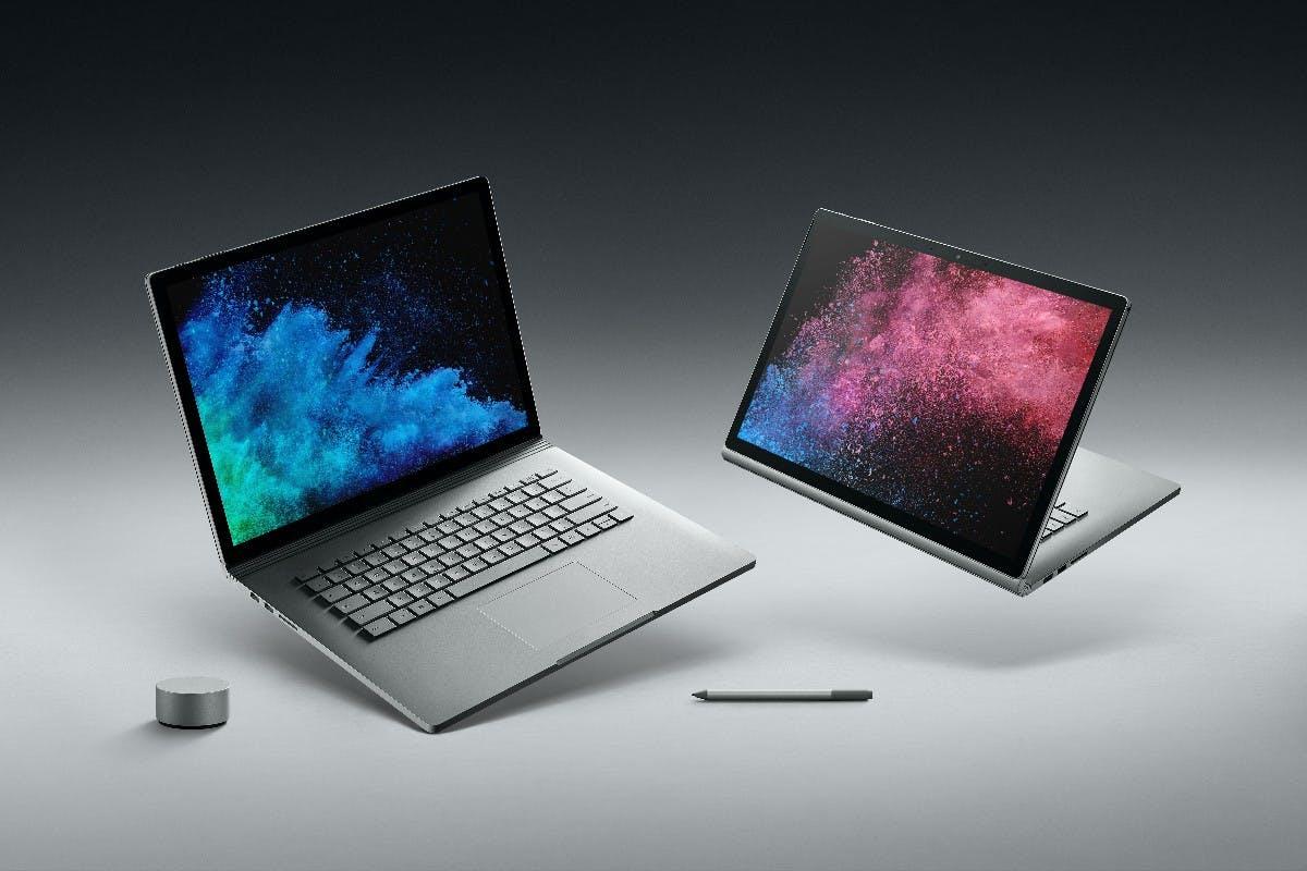 Surface Book 2 mit 15-Zoll-Display ab sofort in Deutschland erhältlich