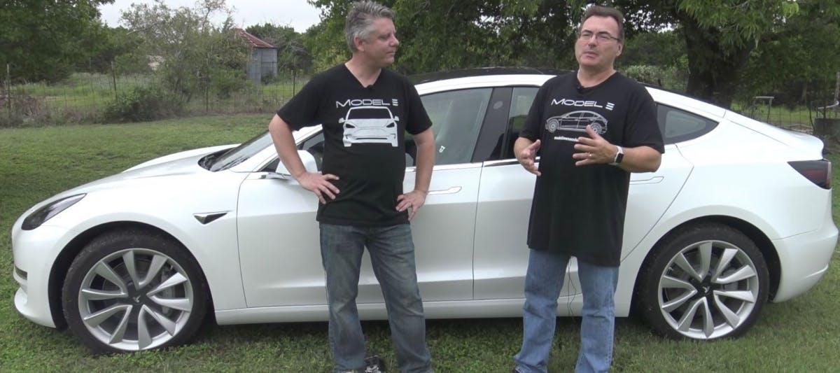 Tesla Model 3: Erste detaillierte Einblicke im 70-Minuten-Video