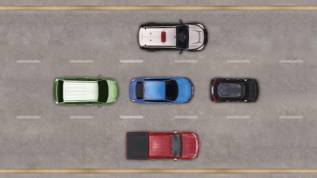 Mathematisches Modell soll Sicherheit von selbstfahrenden Autos belegen