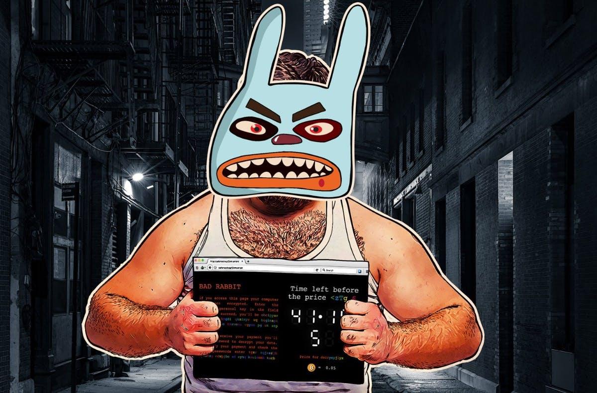 Kaspersky warnt vor neuer Ransomware Bad Rabbit