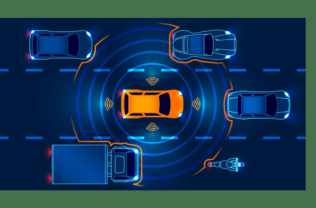 """Studie warnt vor """"Verkehrsanarchie"""" auf deutschen Straßen"""