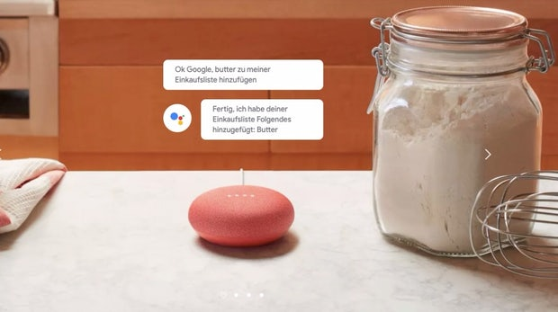Google Home Mini: Bug macht Gerät dauerhaft zur Abhörwanze