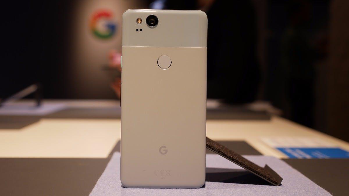 Pixel 2 und Pixel 2 XL: Erste Eindrücke von den neuen Google-Smartphones