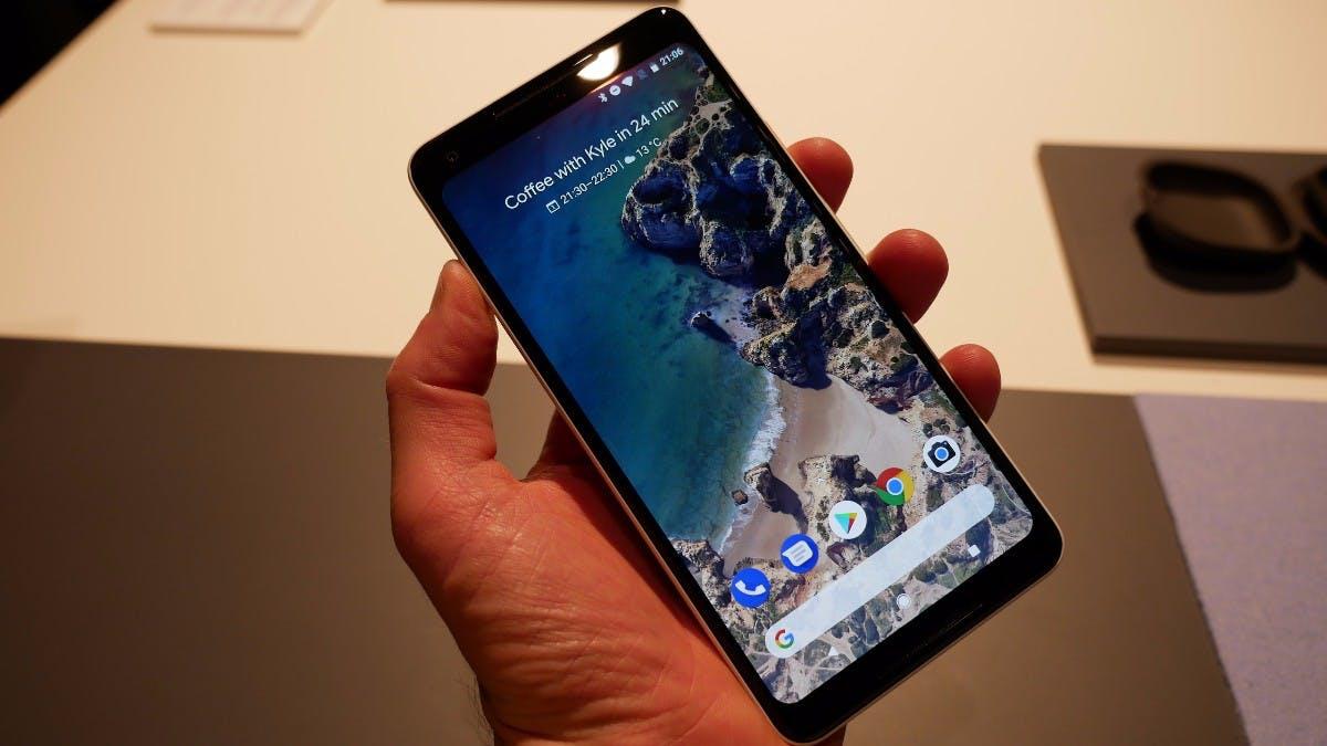 Pixel 2 XL: Tester bemängeln eingebrannte POLED-Displays – nach nur zwei Wochen
