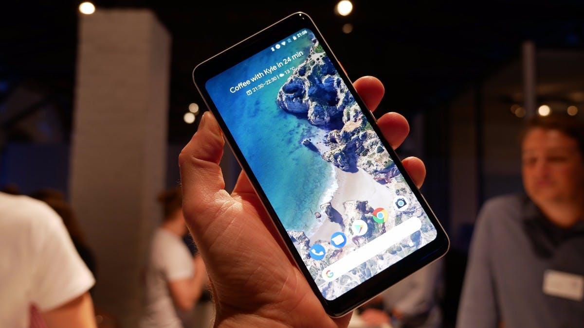 Pixel 2 XL: Google bezieht Stellung zu Display-Problemen und hebt Garantie an