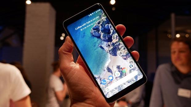 Pixel 2 und 2 XL: Auf Konfrontationskurs mit Apple und Samsung