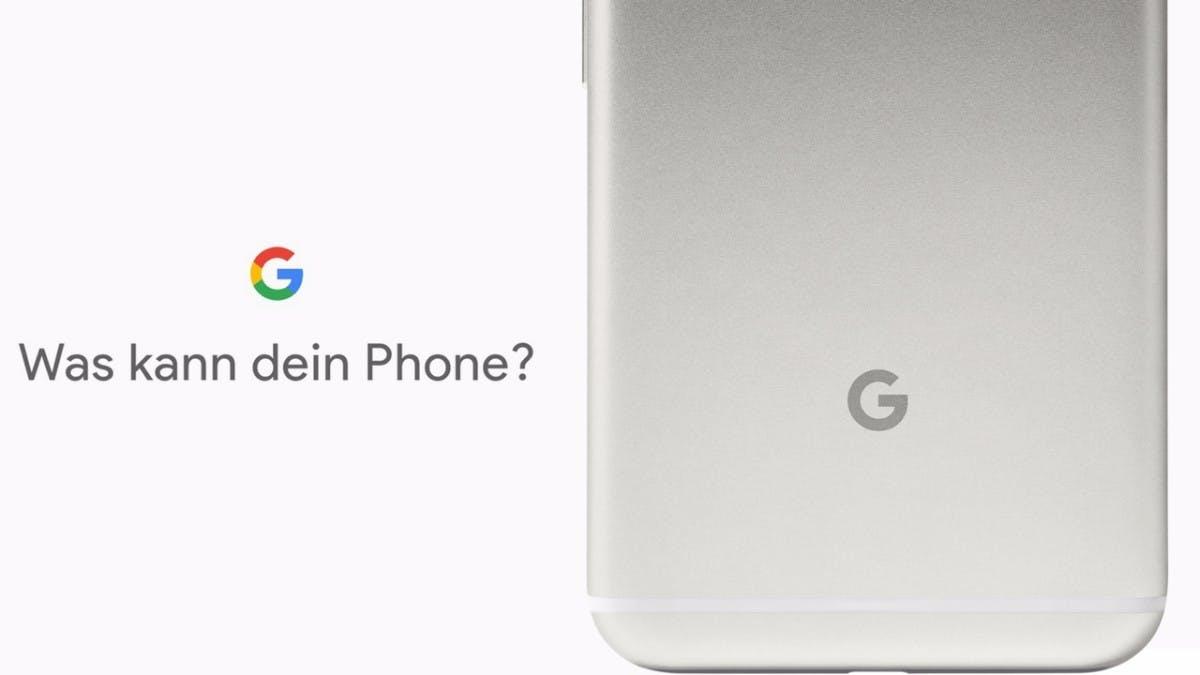 Pixel 2 und mehr: Google-Event heute Abend ab 18 Uhr im Livestream verfolgen