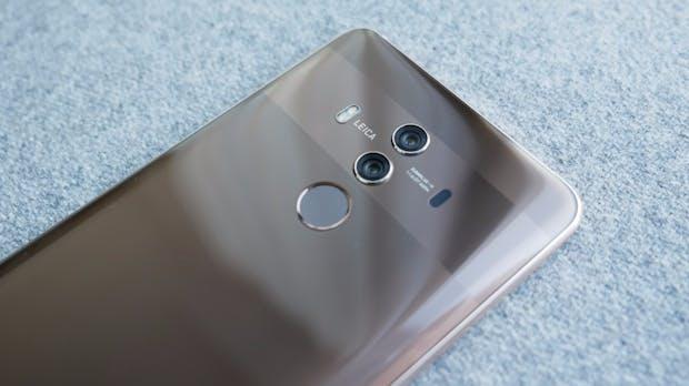 Huawei Mate 10 Pro: High-End-Phablet mit lichtstarker Leica-Kamera ist offiziell
