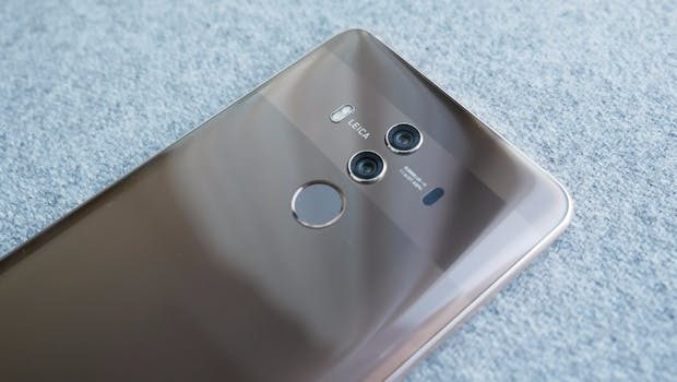 Huawei Mate 10 Pro. (Bild Huawei)