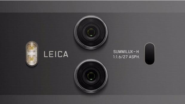 Die Kamera des Huawei Mate 10 Pro besitzt eine lichtstarke f/1.6-Blende. (Bild: Huawei)