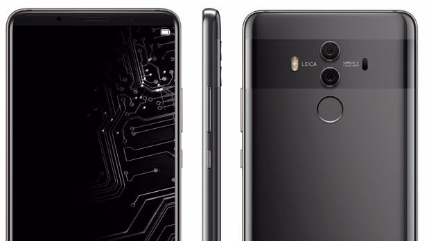 Huawei Mate 10 (Pro): Das soll in den neuen Topmodellen stecken