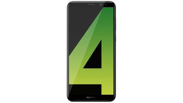 Das Huawei Mate 10 Lite. (Bild: Huawei; Belsimpel)