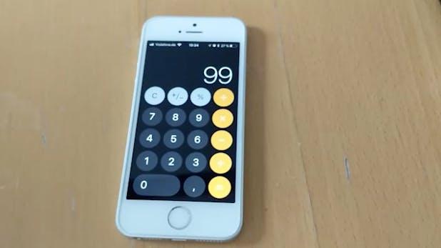 iOS 11+1+2=23: Neuer Apple-Taschenrechner versagt bei Kopfrechenaufgaben