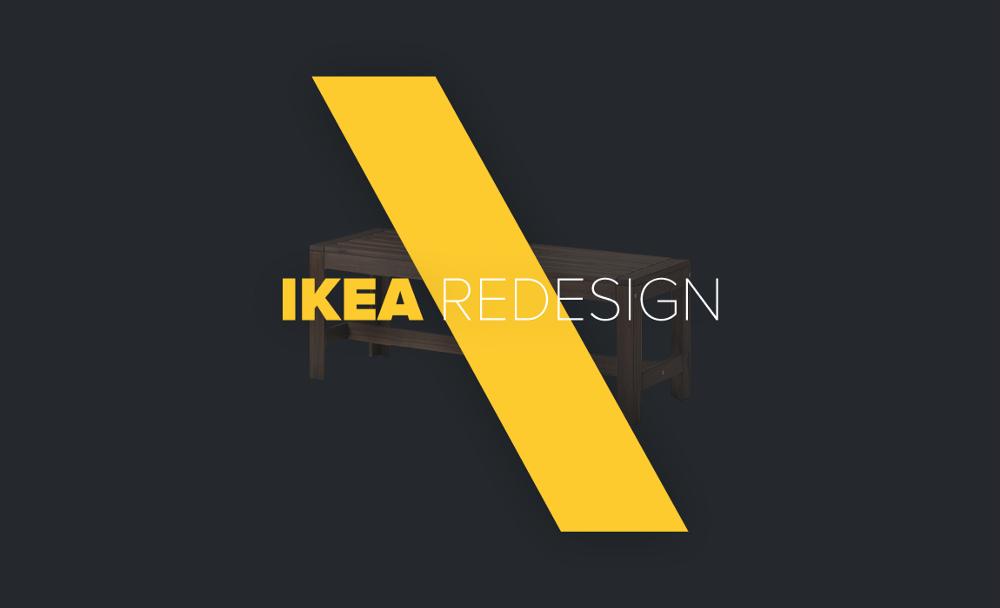 2,1 Milliarden Nutzer im Jahr: So könnte ein Redesign für Ikea aussehen