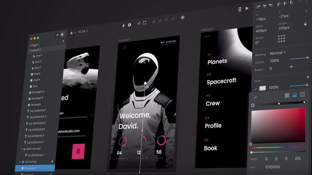 Invision kündigt das ultimative Prototyping-Tool an