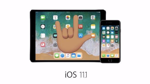 iOS 11.1 Public Beta 2 ist da – mit 3D-Touch-Multitasking im Schlepptau