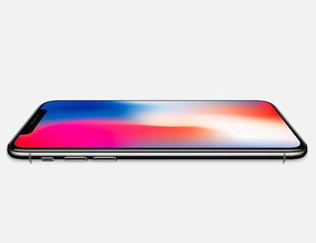 iPhone X: Apple warnt vor Einbrennen des OLED-Displays