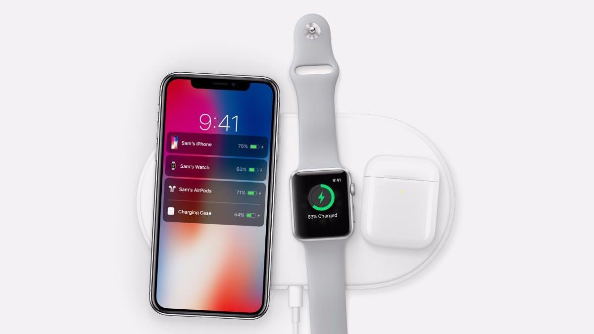 Airpower: Wann kommt die kabellose Ladematte von Apple?