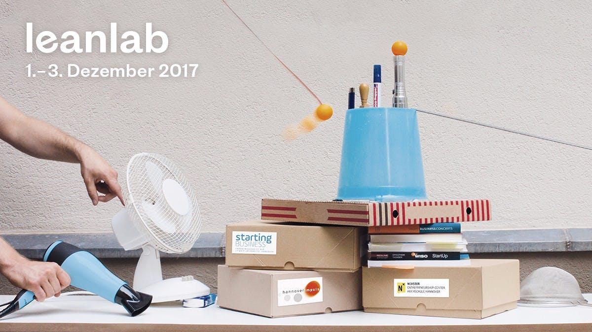 Leanlab – In 48 Stunden von der Idee zum Geschäftsmodell
