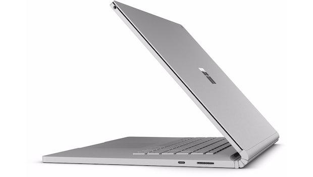 Microsoft Surface Book 2. (Bild: Microsoft)