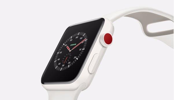 Apple Watch Series 3 mit LTE: Entfesselte Uhr für Smartphone-Hasser?